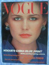 Vogue Magazine - 1980 - February